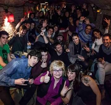 QUEDADA: BARCELONA COMEDY CLUB
