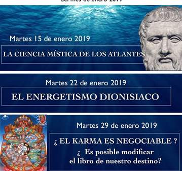 CONFERENCIA: ¿EL KARMA ES NEGOCIABLE?