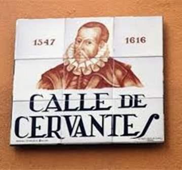 EL MADRID TURISTICO DE CERVANTES