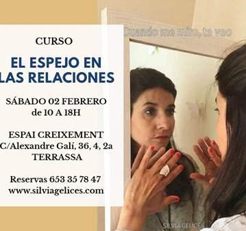 CURSO: EL PODER DEL ESPEJO EN LAS RELACIONES DE...