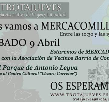 EL TROTAJUEVES EN MERCACOMILLAS
