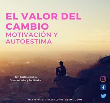 """TALLER: """"EL VALOR DEL CAMBIO: MOTIVACIÓN Y AUTO..."""