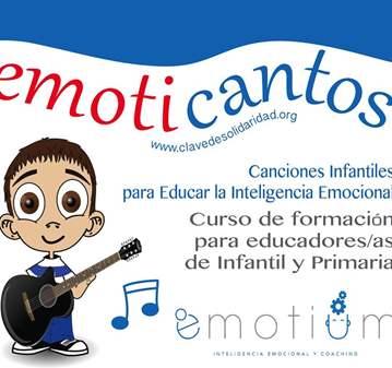 EMOTICANTOS - CURSO DE FORMACIÓN PARA EDUCADORES