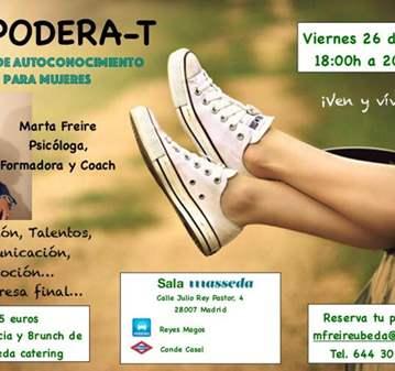 CLASE: EMPODERA-T - TALLER AUTOCONOCIMIENTO PAR...