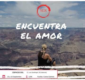 EVENTO: ENCUENTRA EL AMOR