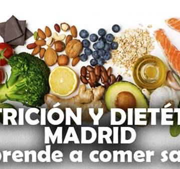 CHARLA: NUTRICIÓN Y DIETÉTICA APRENDE A COMER SANO