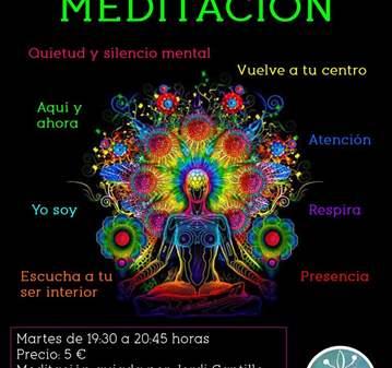 SESIÓN: ENCUENTROS DE MEDITACIÓN