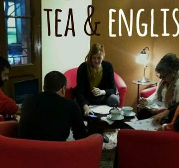 CLASE: ENGLISH & COFFEE- PRACTICA CONVERSANDO(M...