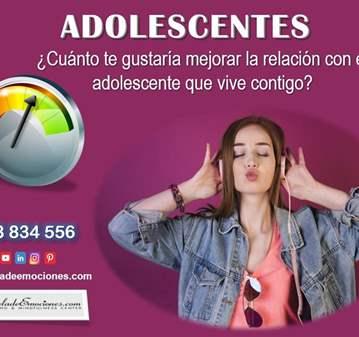 SESIÓN: ADOLESCENTES - CONFIRMACIÓN PREVIA