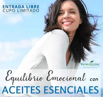 CLASE: EQUILIBRIO EMOCIONAL CON LOS ACEITES ESE...