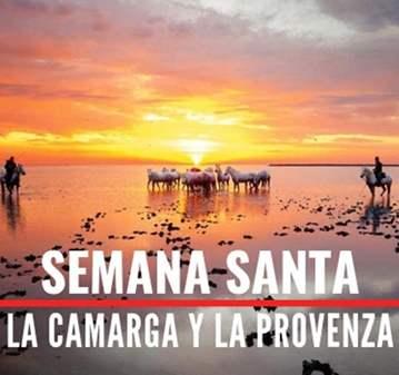 VIAJE: ESCAPADA DE SEMANA SANTA: LA CAMARGA Y L...