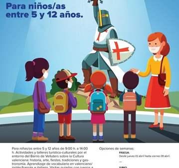 JORNADA: ESCOLETA CULTURETA DE VELLUTERS - 2021