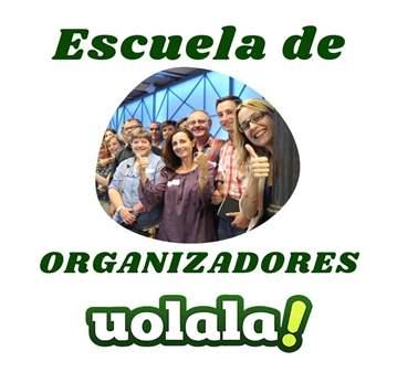 SESIÓN: ESCUELA DE ORGANIZADORES UOLALA (CONSEJ...