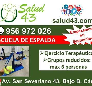 CLASE: ESCUELA ESPALDA