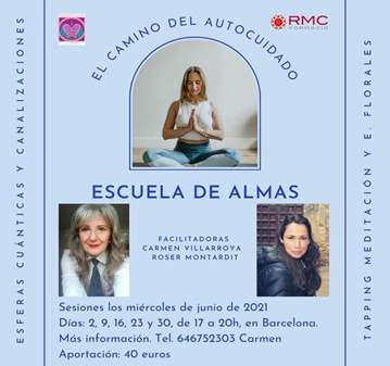 EVENTO: ESPACIO ESCUELA DE ALMAS
