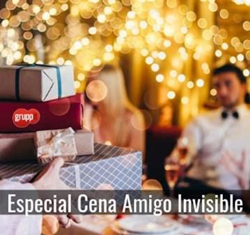 ESPECIAL CENA DEL AMIGO INVISIBLE GRUPPIT