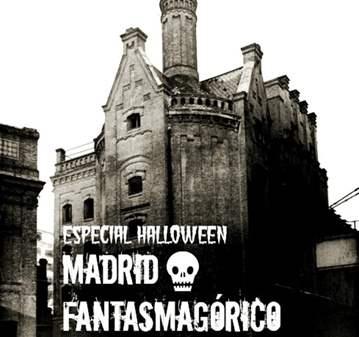 VISITA GUIADA: ESPECIAL HALLOWEEN: MADRID FANTA...