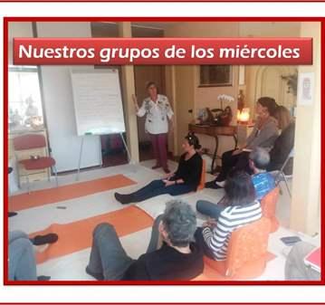 NUESTRAS REUNIONES DE LOS MIÉRCOLES