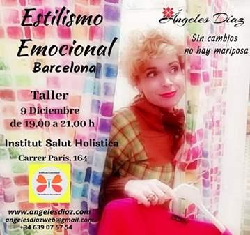 TALLER: ESTILISMO EMOCIONAL COACHING IMAGEN CON...