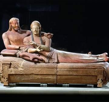 EVENTO: ETRUSCOS LA PUERTA DE ROMA