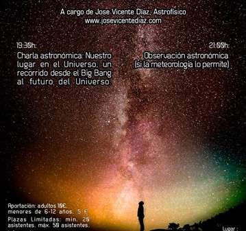 EVENTO ASTRONOMICO