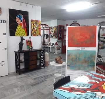 EXPOSICIÓN COLECTIVA,STUDIO33 GALLERY,FUENGIROLA