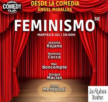 FEMINISMO - NO TE LAS QUERRÁS PERDER ;)