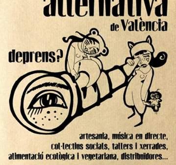 FERIA ALTERNATIVA VALENCIA 2015