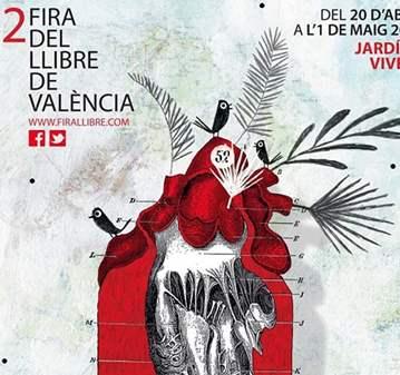 EVENTO: FERIA DEL LIBRO DE VALENCIA JARDINES DE...
