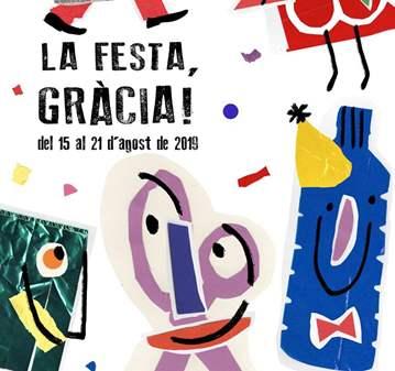 VISITA GUIADA: FESTES DE GRACIA - VISITA GUIADA