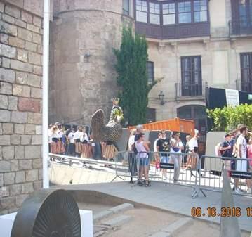 FIESTA: FESTES DE SANT ROC, MISSA I GOIGS DEL S...