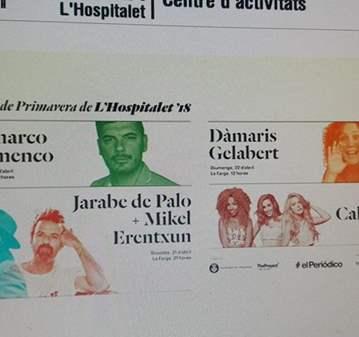 FIESTA: FESTES  PRIMAV L´H. RUTA DE TAPES