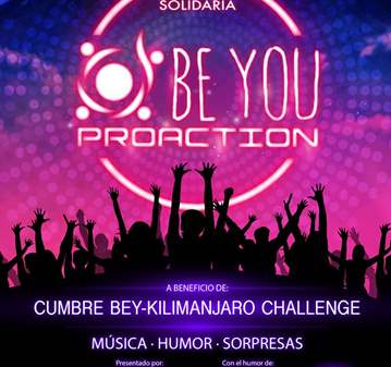 FIESTA BE YOU PROACTION