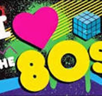 FIESTA DE LOS 80S