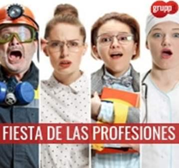FIESTA DE LAS PROFESIONES EN SKYNIGHT