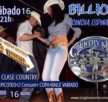 GRAN FIESTA VAQUERA CON CLASE COUNTRY Y PREMIO