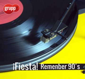 FIESTA REMEMBER 90'S EN BOOM ROOM