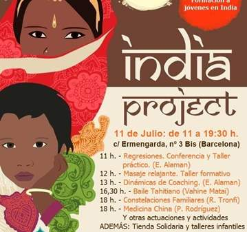 FIESTA SOLIDARIA A FAVOR DEL NEPAL E INDIA