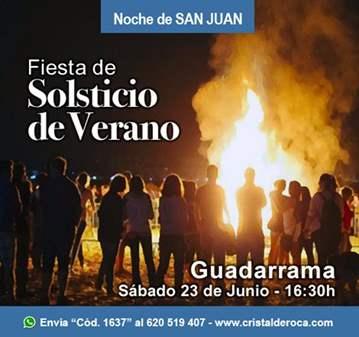 QUEDADA: FIESTA SOLSTICIO VERANO–NOCHE SAN JUAN...