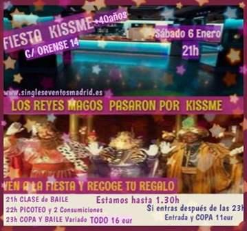 FIESTA REYES>>REGALOS-PREMIOS-CLASE BAILE-CATERING