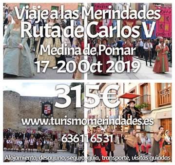VIAJE: FIESTAS DE CARLOS V: VIAJE A LAS MERINDA...