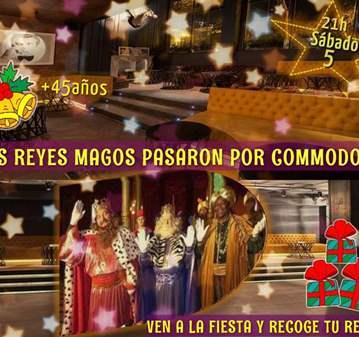 FIESTA DE REYES>REGALOS>ROSCÓN> HAZ AMIGOS(+45AÑOS