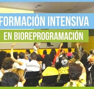 CURSO: FÓRMATE COMO TERAPEUTA EN BIOREPROGRAMACIÓN
