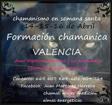 CURSO: FORMACION CHAMANICA