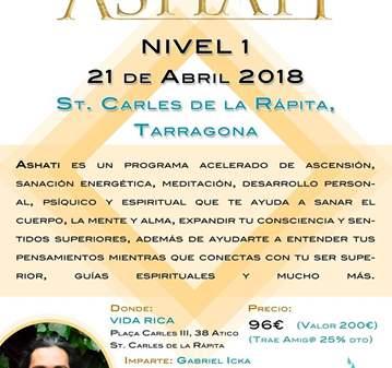 CURSO: FORMACION DE ASHATI NIVEL 1