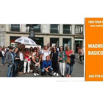 FREE TOUR: MADRID 10:30 BÁSICO