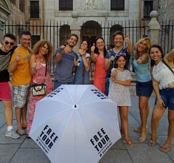 FREE TOUR: 18:00 MADRID BÁSICO
