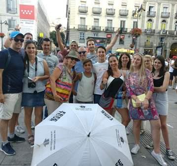 FREE TOUR: MADRID BÁSICO 17:30