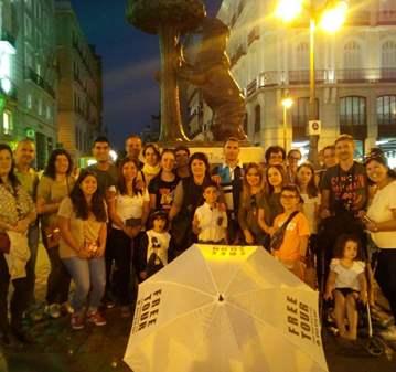 FREE TOUR: MADRID HECHIZADO