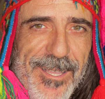TALLER: FUEGO SAGRADO Y CHARLA DE CHAMANISMO Q'...